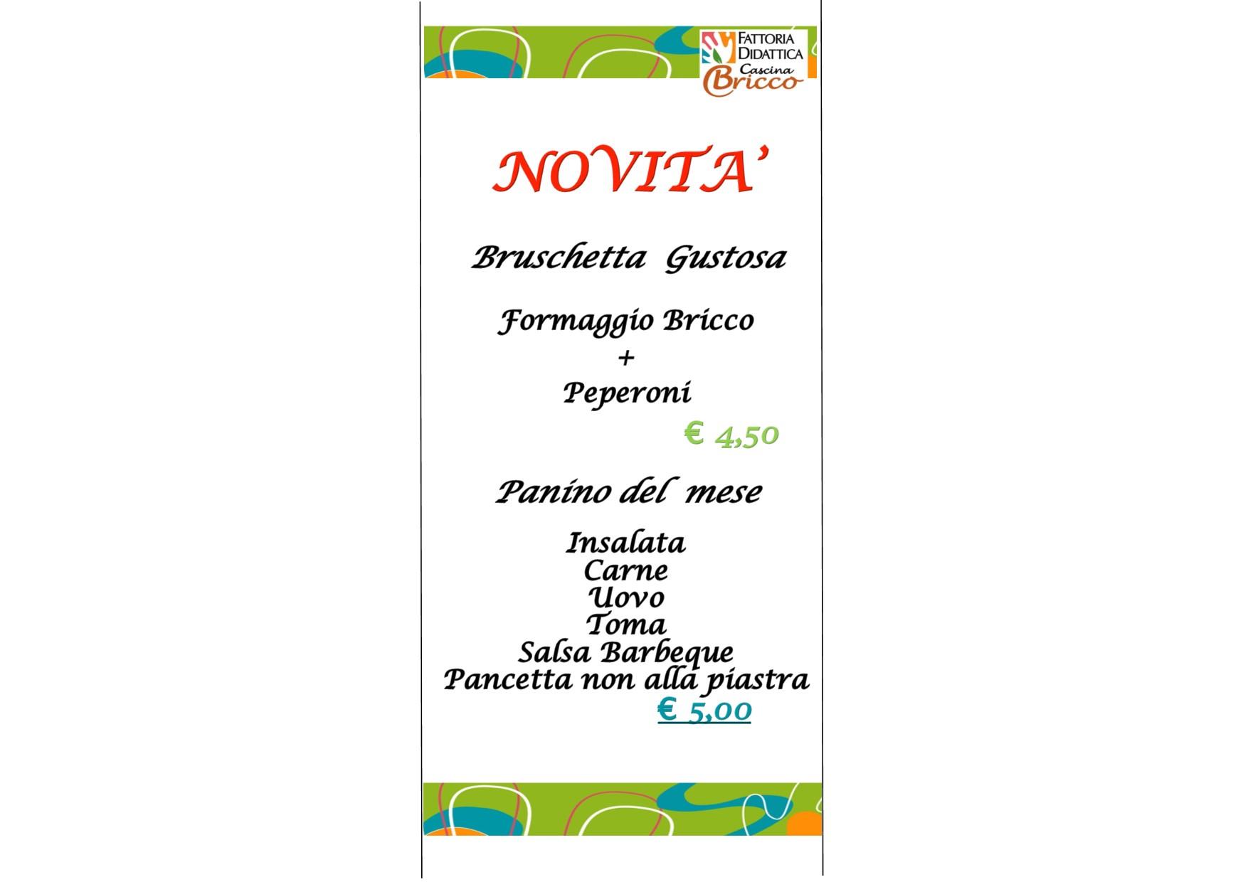 Formaggio Bricco + Peperoni