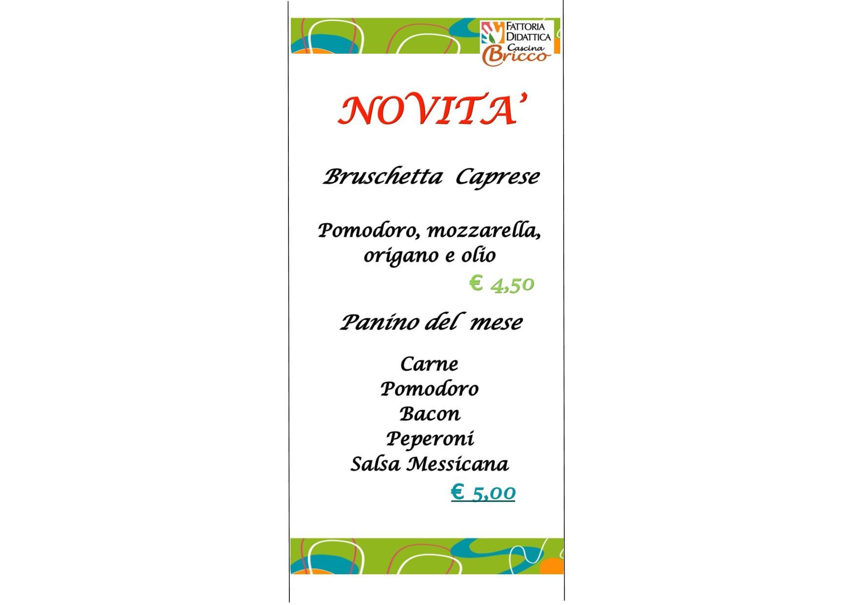 Pomodoro + Mozzarella + Origano e Olio